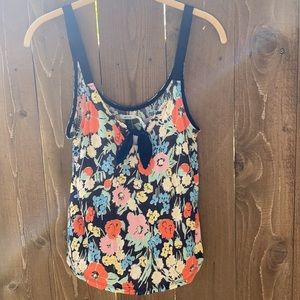 Kimchi Blue Vintage Floral Crop Top Tank | S (Urban Outfitters)